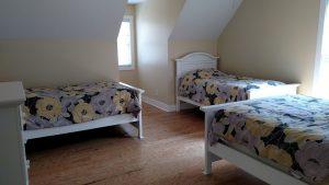 Large Cottage upstairs bedroom 1