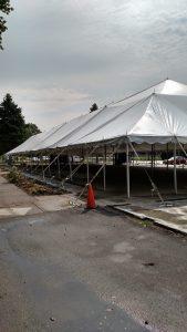 Empty tent 1